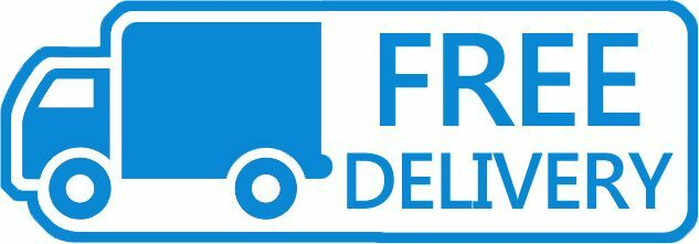Free delivery on all parts