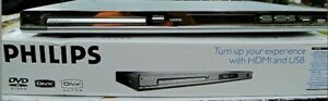Philips DVD HDMI Player - Like New -