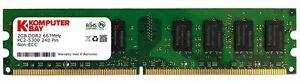 DDR 2 Desktop RAM