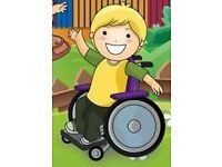 After School & Weekend Carer required for disabled son - 9+ hours per week - £12ph