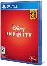 Disney infinity 3.0 PS4 game and base