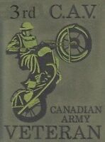 Calling all Veteran riders and supporters - Cranbrook