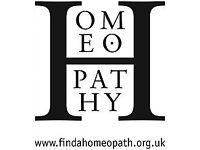 Looking for a Homeopath?