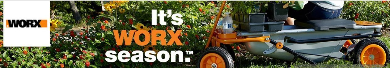Worx Lawnu0026 Garden Equipment