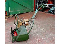 Joblot Petrol Gardening Tools in Excellent Condition with Extras