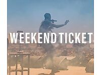 Boardmasters Newquay 5 Day Concert & Camping Ticket
