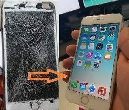 Samsung/iPhone Smashed Glass, and LCD Screen Repairs - Churchill Churchill Latrobe Valley Preview