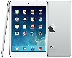 White/Silver Apple iPad mini 2 - 16GB + wifi/4G