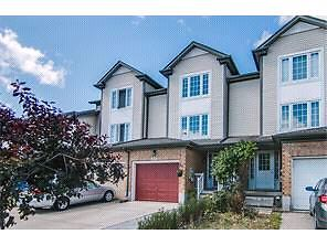 BEAUTIFUL KITCHENER TOWNHOUSE FOR RENT