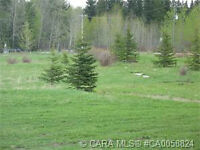 Sundre 10.58 Acres with Services