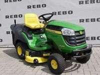 John Deere X155R in excellent condition