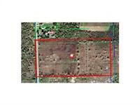***NEW PRICE*** Build your dream home on 20 acres