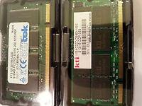 RAM DDR 333 2X 512 PC2700