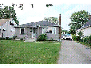 Home for rent off Lundy's Lane at QEW