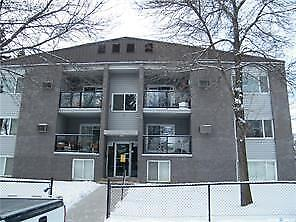 1 Bedroom Caswell Condo w/ in suite laundry concrete building