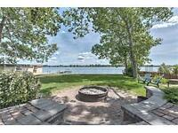 The dream life 10 minutes from downtown! Waterfront with dock!