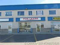 A GREAT SPACE FOR YOUR BUSINES IN SYLVAN LAKE!