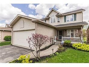 Beautiful 4bdrm house in Cambridge for lease Aug 1