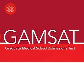 Ultimate GAMSAT Bundle (scored 82 from a non-science background/happy to advise)