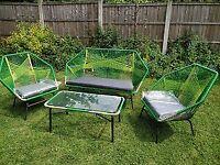 Garden Outdoor Lounge Set