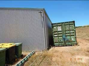 Storage in a lockable 40ft container Orange Orange Area Preview
