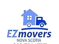 EZ MOVERS NOVA SCOTIA NEW BRUNSWICK QUEBEC ONTARIO