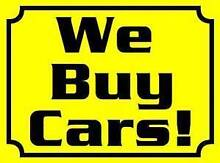 WANTED WE WILL BUY YOUR CAR TODAY 4CYL 4X4 ALL ANY CAR BACKPACKER Eagle Farm Brisbane North East Preview