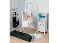 Amby Baby Hammock with frame