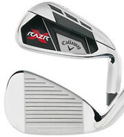 Callaway Razr-X 4-9, PW, AW (Right handed)