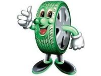 guaranteed we sell the cheapest tyres in tyne and wear please look *wessigtion way tyres