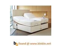 Dreams adjustable bed king size