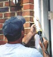 Caulking windows & Doors (613)302-9295 call,text or email