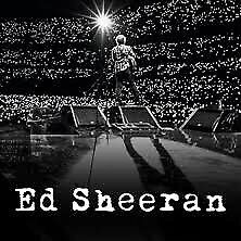 2 x Ed Sheeran standing tickets sun 3rd June at Hampden