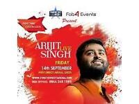 Arijit singh concert tickets