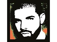 Drake standing tickets @ O2 - 1st Feb x2 - £120 per ticket