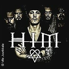 HIM STANDING LONDON ROUNDHOUSE FAREWELL TOUR SOLD OUT CONCERT SHOW TICKET 17th 19th *SOLD* DECEMBER