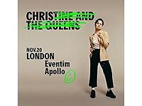 Christine and the Queens 20/11/18 Hammersmith Apollo