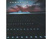 VANGELIS - The city - CD album.