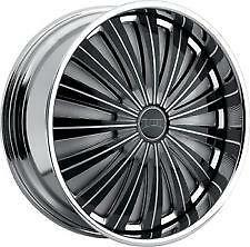 26 Spinner Rims Wheels Tires Amp Parts Ebay