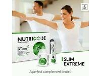 NUTRICODE SLIM EXTREME + Diet plan