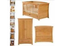 Mama and papas ocean bedroom furniture set