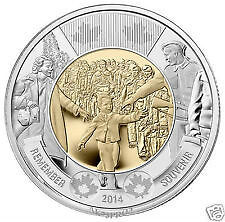 2014 Olympic Loonie and Wait For Me Daddy Toonie. Sealed pack