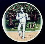 Wizard of oz Plates Knowles