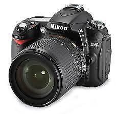 Nikon D90 & Lens Kit