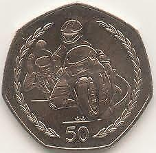 50 Pence Coin Ebay