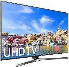 SAMSUNG 65 INCH 4K UHD SMART LED TV. BRAND NEW IN BOX WITH WARRANTY. SUPER SALE  $899.00 NO TAX.