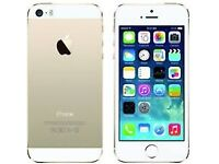 iPhone 5s Gold EE