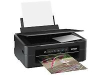 Epson XP-225 All in one Inkjet Color Printer with WIFI Print /Scan/Copy (New)