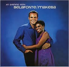 Evening With Harry Belefonte & Miriam Makeba-African Import cd