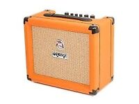 Orange 20 RT amplifier boxed , as new little used